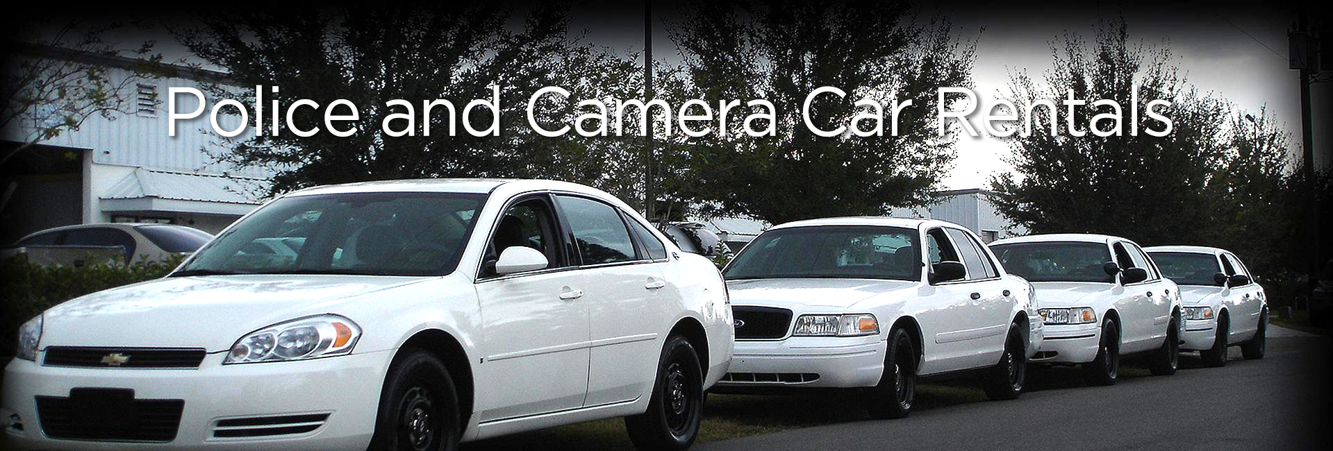 Police Cars Rentals